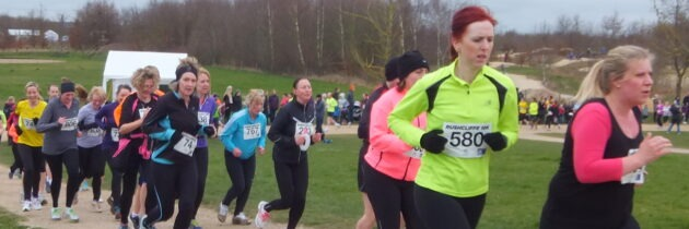One million women running