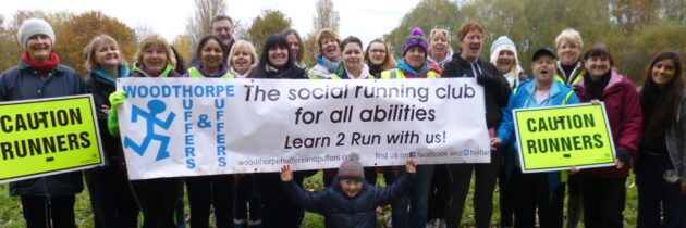 A running club where no-one gets left behind