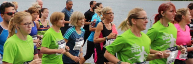 Rise of the running woman
