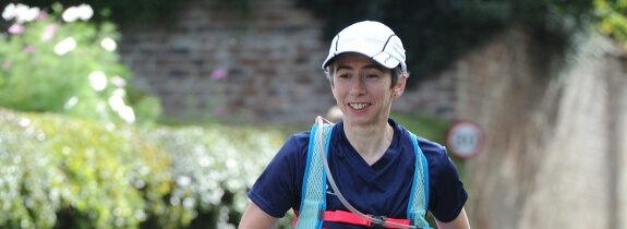 """Jeffing"" the Yorkshire Marathon"