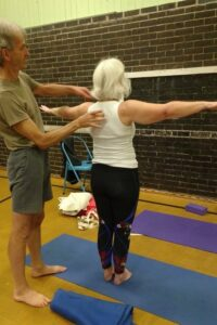 Iyengar yoga workshop