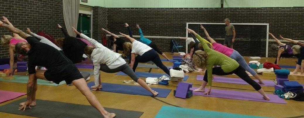 Iyengar yoga and running