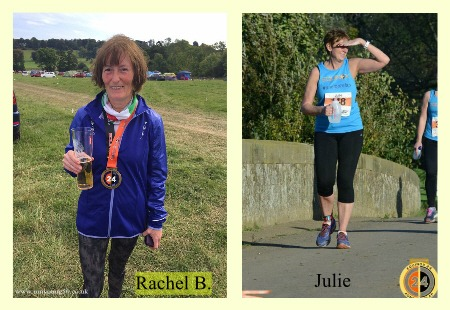 Runners over 50 at Equinox 24 hour run