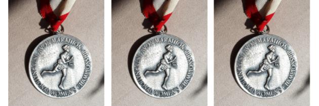The Avon International London Marathon, a first-hand account