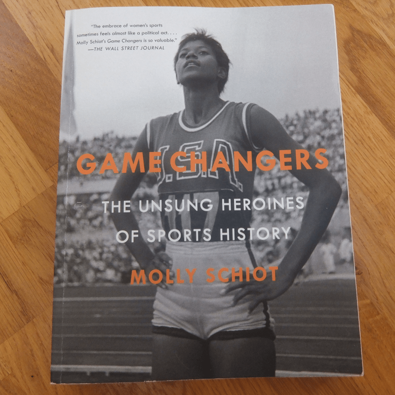 Games Changers women in sport history