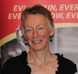 Beverley Hooper Nov 2012