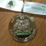 Notts AAA Silver Medal