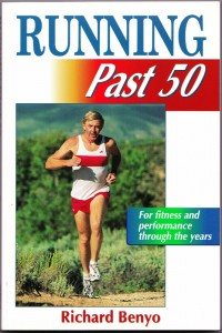 Front cover of the book Running Past 50