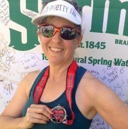 Running blogger Judy
