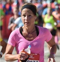 Karen Guttridge running blogger over 50