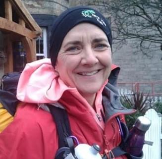 Carolin Botterill ultrarunner over 50