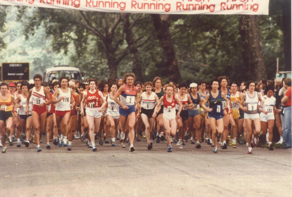 The first London Marathon