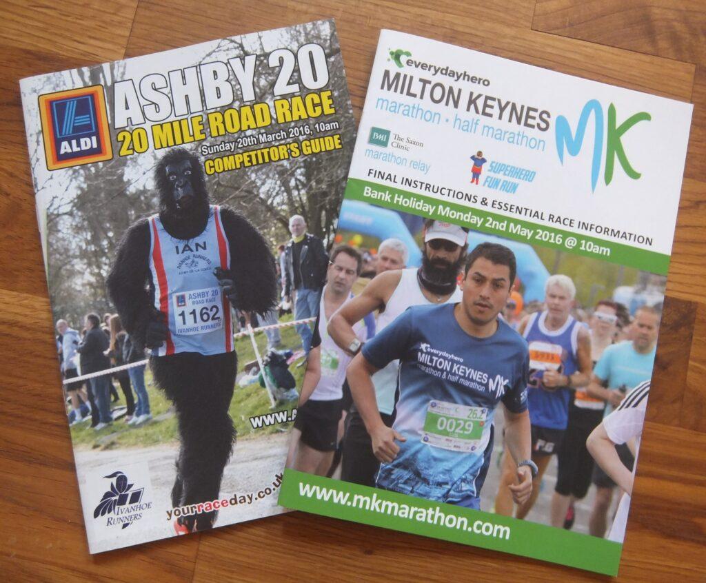 Milton Keynes Marathon Guide