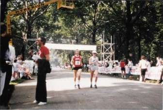 Avon International Marathon London 1980