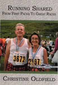 Christine Oldfield runner over 70
