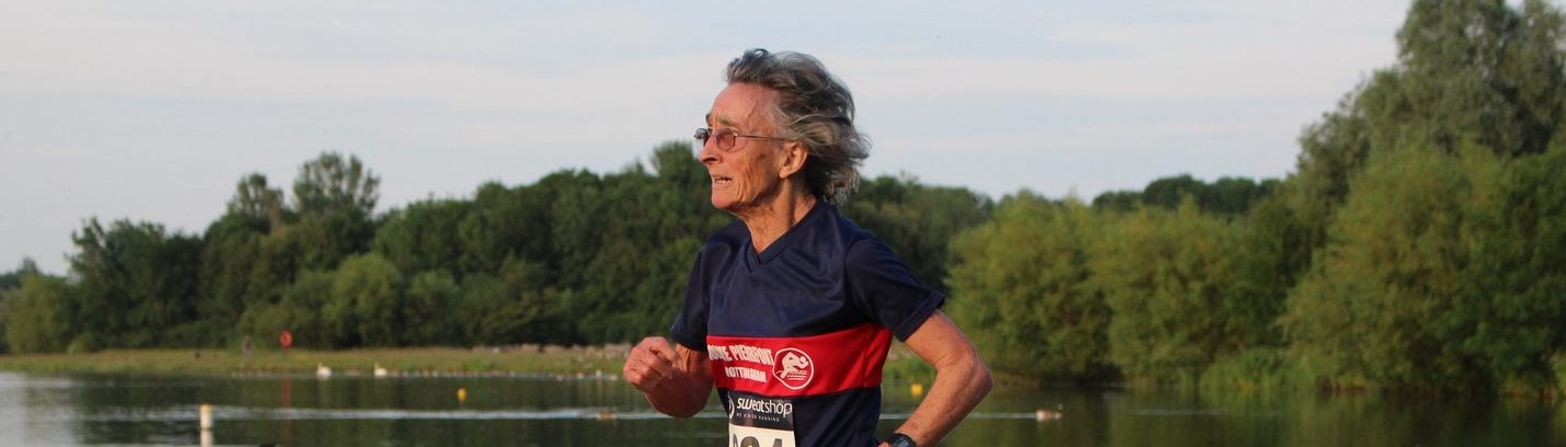 Christine Oldfield –  a runner with staying power