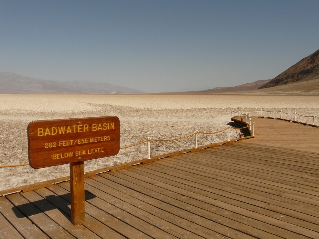 Death Valley Badwater ultra race