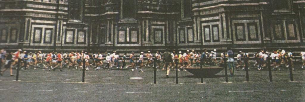 100km Del Passatore 1991 ultra marathon