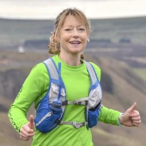Angela Shepherd British running blogger over 50
