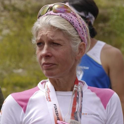Mimi Anderson British endurance athlete over 50