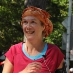 Rivka Cymbalist Canadian running blogger over 50