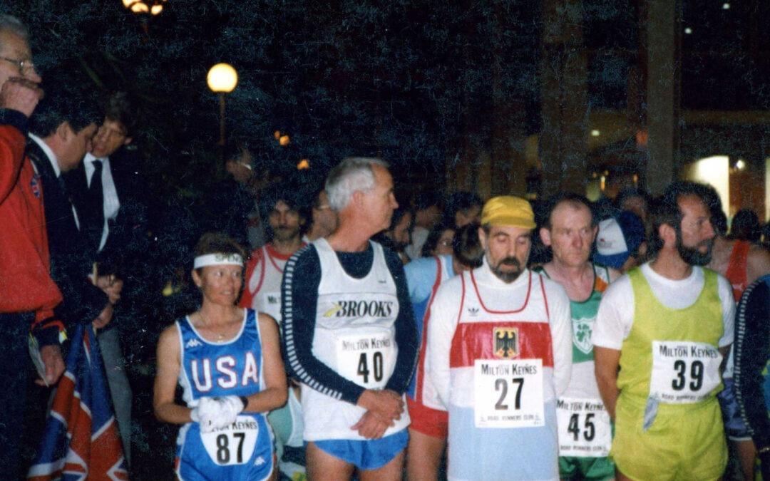 IAU 24 Hour Championships Milton Keynes 1990 – the greatest race yet