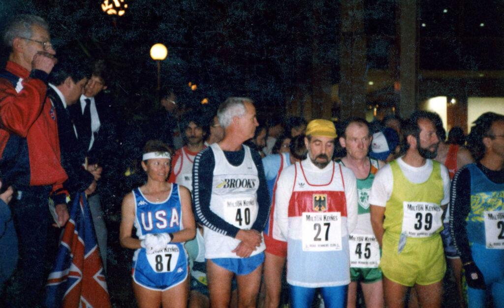 Milton Keynes 24 hour ultra 1990