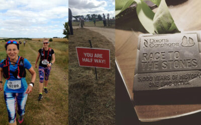 Ais North – the further I ran the happier I was