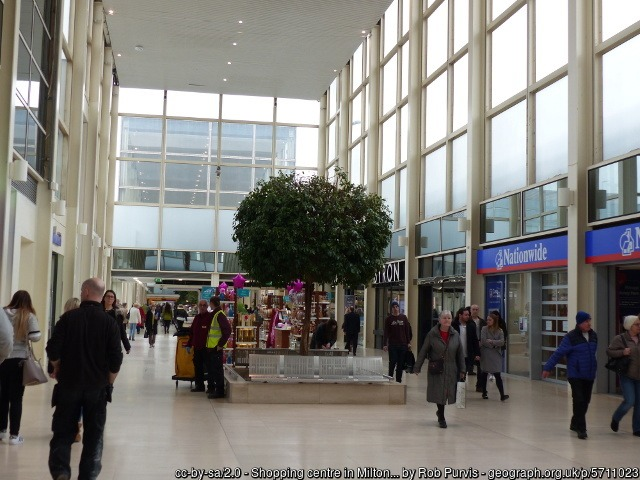 Photo of Milton Keynes Centre