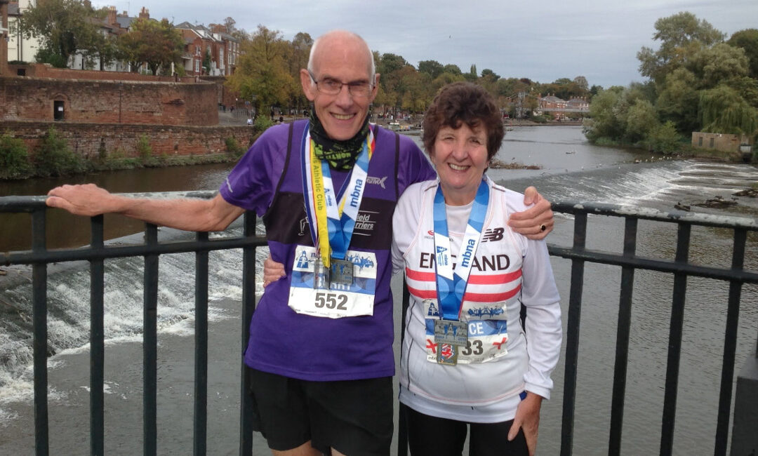 Joyce Bell – becoming a runner