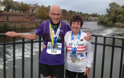 Joyce Bell – becoming a runner