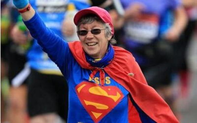 Pam Storey – the journey to my 200th marathon and beyond