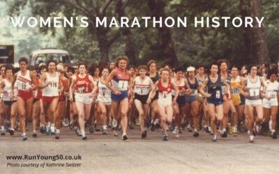 Women's History Month – marathon stories