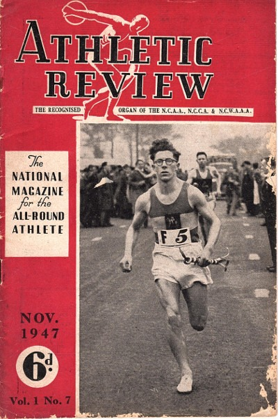 Athletic Review 1947