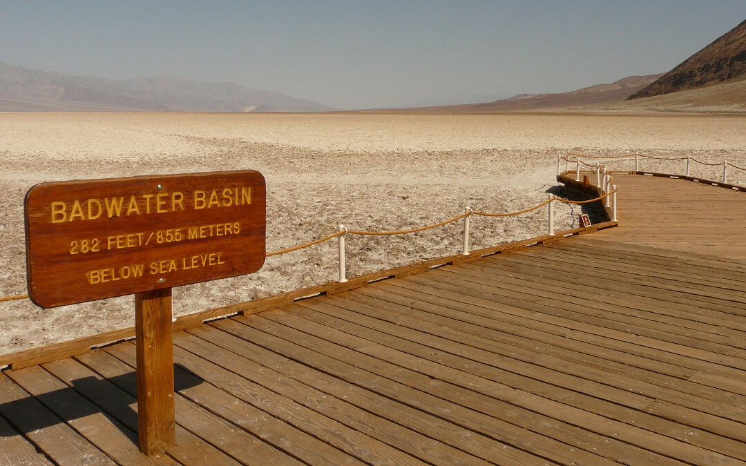 The first Badwater ultra race