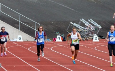 Chasing the Elite – Masters Running